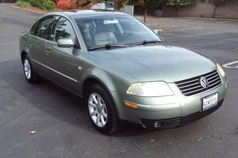 2004 Volkswagen Passat for sale in Roseville, CA