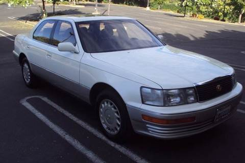 1991 Lexus LS 400 for sale in Roseville, CA