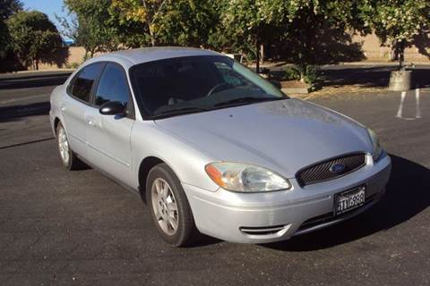 2007 Ford Taurus for sale in Roseville, CA