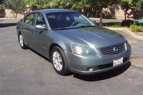 2006 Nissan Altima for sale in Roseville, CA