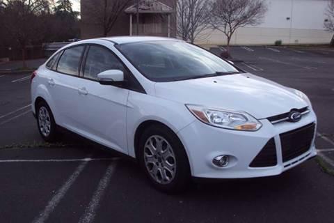 2012 Ford Focus for sale in Roseville, CA