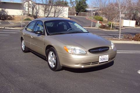 2001 Ford Taurus for sale in Roseville, CA