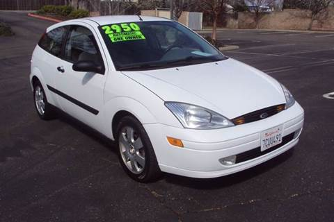 2001 Ford Focus for sale in Roseville, CA