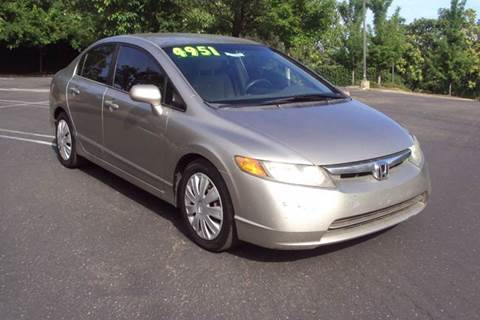 2006 Honda Civic for sale in Roseville, CA