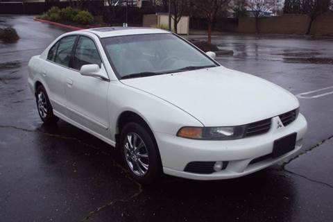 2002 Mitsubishi Galant for sale in Roseville, CA