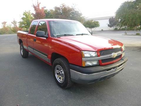 2004 Chevrolet Silverado 1500 for sale in Roseville, CA