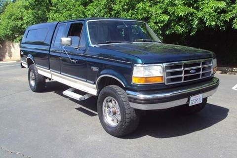 1995 Ford F-250 for sale in Roseville, CA