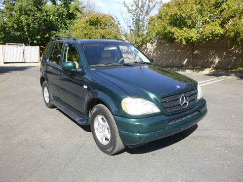 2000 Mercedes-Benz M-Class for sale in Roseville, CA