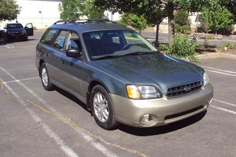 2002 Subaru Outback for sale in Roseville, CA