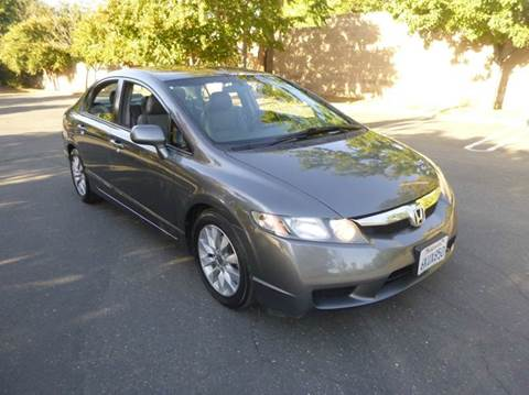 2010 Honda Civic for sale in Roseville, CA