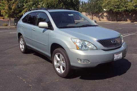 2004 Lexus RX 330 for sale in Roseville, CA