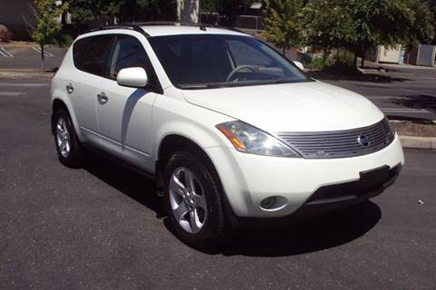 2004 Nissan Murano for sale in Roseville, CA