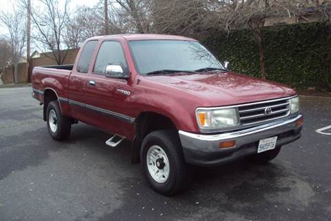 1996 Toyota T100 for sale in Roseville, CA