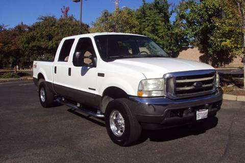 2003 Ford F-250 Super Duty for sale in Roseville, CA