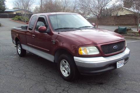 2003 Ford F-150 for sale in Roseville, CA