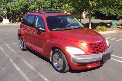 2002 Chrysler PT Cruiser for sale in Roseville, CA