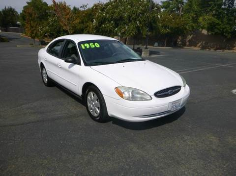 2003 Ford Taurus for sale in Roseville, CA