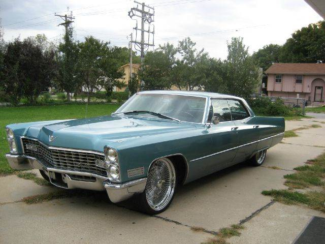 used 1967 cadillac deville for sale. Cars Review. Best American Auto & Cars Review