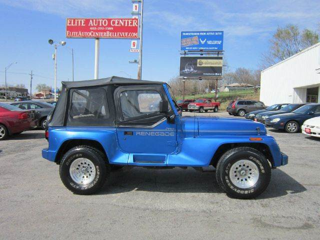1992 Jeep Wrangler for sale in Bellevue NE