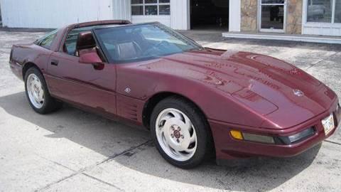 1993 Chevrolet Corvette for sale in Bellevue, NE