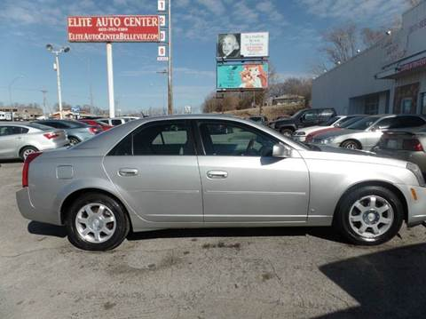 2007 Cadillac CTS for sale in Bellevue, NE