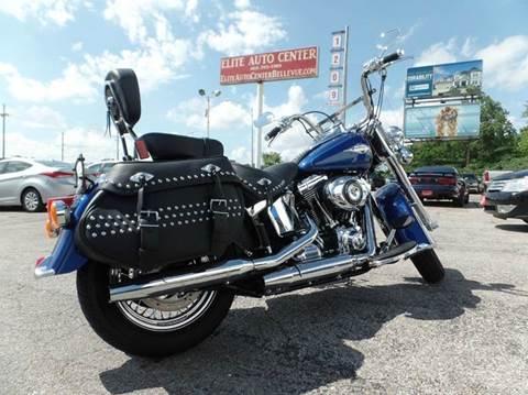 2015 Harley-Davidson Heritage Softail Classic for sale in Bellevue, NE
