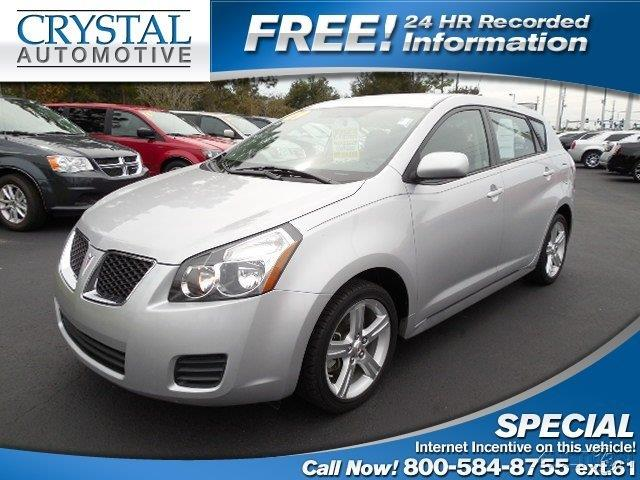 2009 Pontiac Vibe for sale in Springhill FL