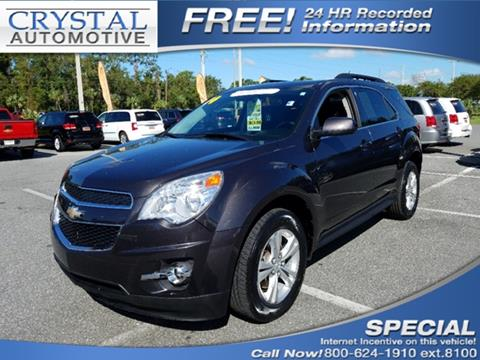 2014 Chevrolet Equinox for sale in Spring Hill, FL