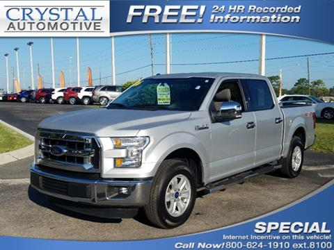 2016 Ford F-150 for sale in Spring Hill, FL