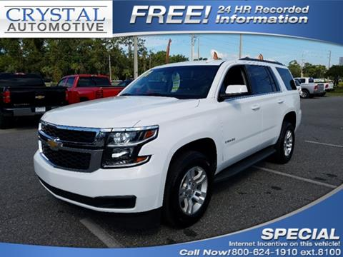 2017 Chevrolet Tahoe for sale in Spring Hill, FL