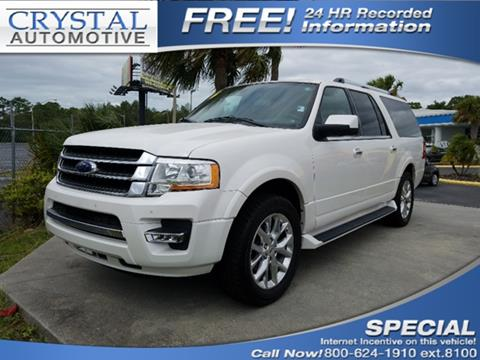 2016 Ford Expedition EL for sale in Spring Hill, FL
