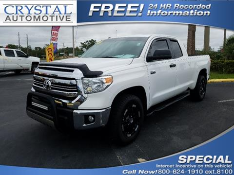 2016 Toyota Tundra for sale in Spring Hill, FL