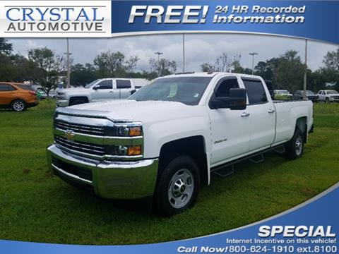 2015 Chevrolet Silverado 2500HD for sale in Spring Hill, FL