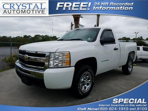 2011 Chevrolet Silverado 1500 for sale in Spring Hill, FL