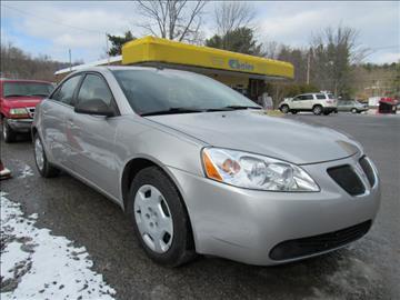 2008 Pontiac G6