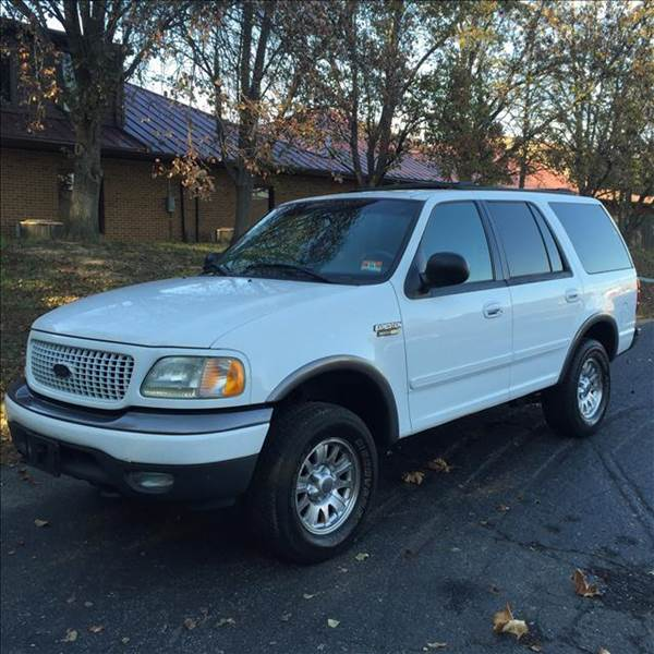 2002 Ford Expedition for sale in Fredericksburg VA