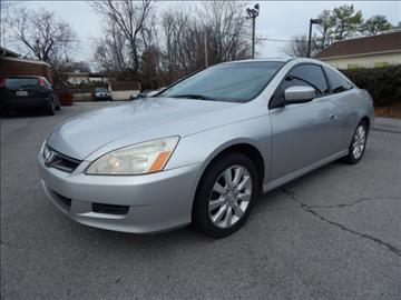2006 Honda Accord for sale in Franklin, TN