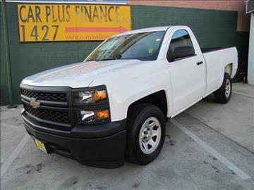 2014 Chevrolet Silverado 1500 for sale in Harbor City, CA