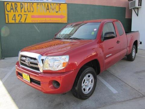 2009 Toyota Tacoma for sale in Harbor City, CA