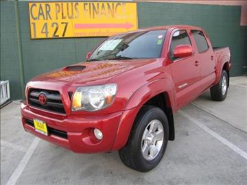 2010 Toyota Tacoma for sale in Harbor City, CA
