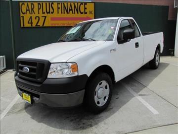2007 Ford F-150 for sale in Harbor City, CA