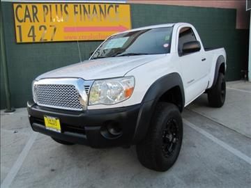 2008 Toyota Tacoma for sale in Harbor City, CA