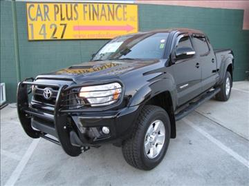 2012 Toyota Tacoma for sale in Harbor City, CA