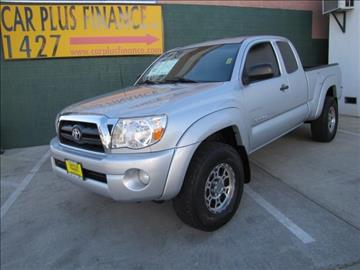 2005 Toyota Tacoma for sale in Harbor City, CA