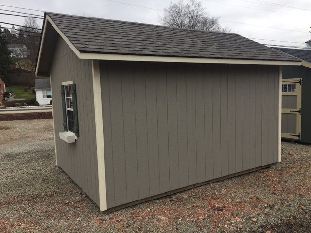 2017 Alpine Structures  10X14 Gable  - Bentleyville PA