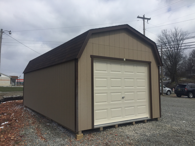 2017 Alpine Structures Barnstyle Garage  - Bentleyville PA