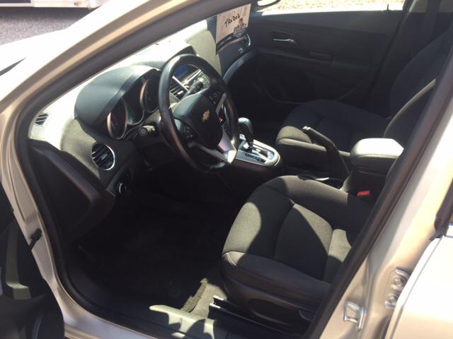 2013 Chevrolet Cruze 1LT Auto 4dr Sedan w/1SD - Bentleyville PA