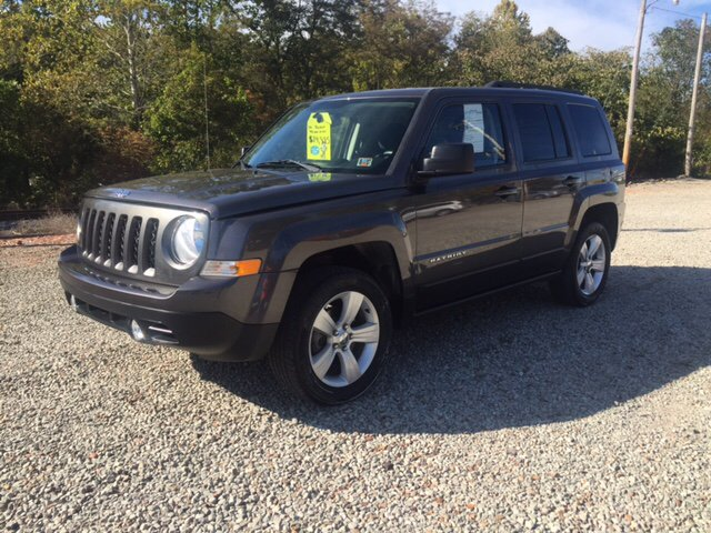 2014 Jeep Patriot 4x4 Latitude 4dr SUV - Bentleyville PA