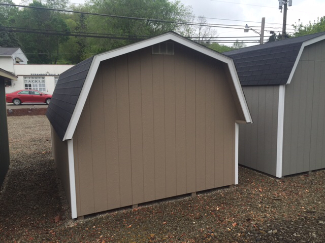 2017 Alpine Structures Alpine Barn  - Bentleyville PA