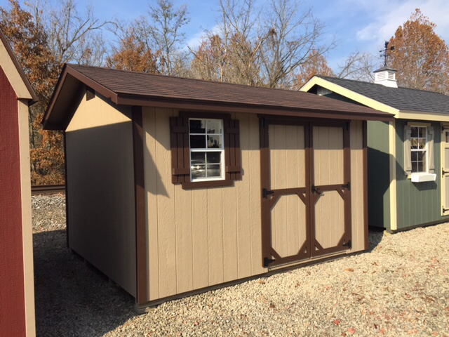 2017 Alpine Structures  10X12 Alpine Gable  - Bentleyville PA